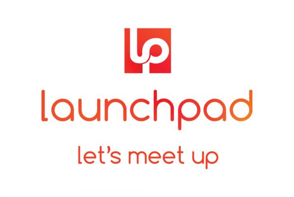 logo for LaunchPad, a co-working space in Bemidji, MN